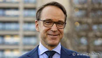 Finanzpolitik - Bundesbankchef Weidmann tritt ab - Warnung vor Inflationsgefahr
