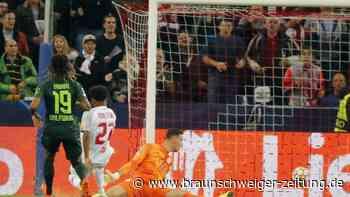 Wolfsburg verliert in Salzburg - Adeyemi trifft für RB