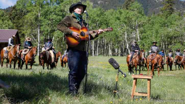 Alberta country stars band together on song opposing Rockies coal mining