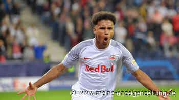 RB Salzburg gegen Wolfsburg: Adeyemi beißt die Wölfe früh - dann trumpft ein anderer groß auf