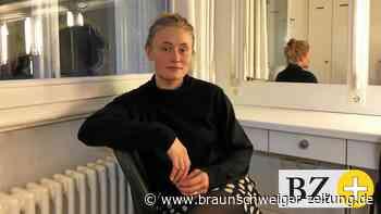 Nina Wolf vom Staatstheater Braunschweig hat Theater im Blut