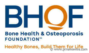 The National Osteoporosis Foundation (NOF) is Now the Bone Health and Osteoporosis Foundation (BHOF)