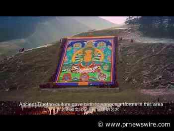 Gannan video series 3 -- Xiahe Thangka: Ancient craft becomes a modern treasure