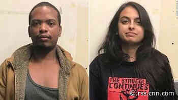 NY lawyers plead guilty to charge in Molotov cocktail case tied to George Floyd protest