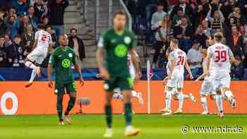 Champions League: Nächste Pleite für den VfL Wolfsburg in Salzburg