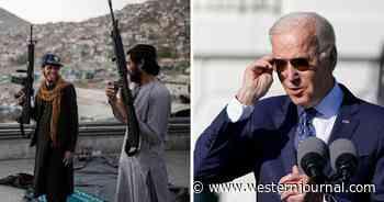 Blame Biden: Taliban to Give Land, Money to Jihadists Who Kill US Soldiers