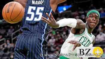 Braunschweigs NBA-Star Schröder sucht in Boston Wohlfühlklima