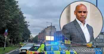 Mayor Marvin Rees reveals he met with victim before fatal stabbing in east Bristol