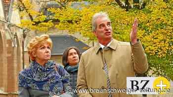 Ministerin in Braunschweig auf den Spuren des Nazijägers