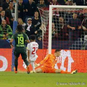 «Billige Tore»: Wolfsburg scheitert an Salzburg und Adeyemi - radioerft.de