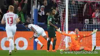 Wolfsburg enttäuscht in Salzburg: Die Audio-Highlights - Sportschau