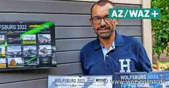 Kraftwerk, Giraffe, Autostadt: Wolfsburg-Kalender für den guten Zweck - Wolfsburger Allgemeine