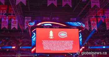 Land acknowledgment by Montreal Canadiens may be a mistake: Quebec Indigenous affairs minister