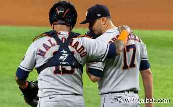 MLB Playoffs: Astros, 'emocionados para jugar' después de charla con jugadores veteranos - Al Bat
