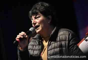 Ivonne Passada lanzará en Maldonado su candidatura a la presidencia del FA - maldonadonoticias.com