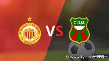 Cuándo juegan Progreso vs Deportivo Maldonado, por la Fecha 7 Primera División - TyC Sports
