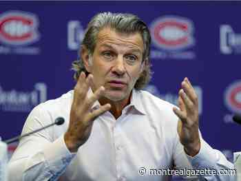 In a 'perfect world,' Marc Bergevin would remain as Canadiens GM