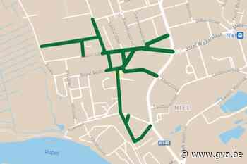 Niel creëert in één klap dertien fietsstraten bij - Gazet van Antwerpen