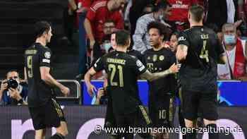 Ohne Nagelsmann: Sané führt Bayern zum Sieg in Lissabon