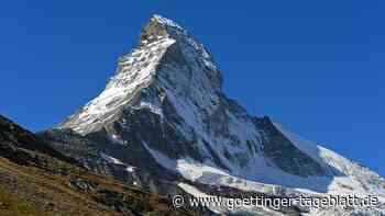 Zwei junge Bergsteiger stürzen auf dem Matterhorn in den Tod