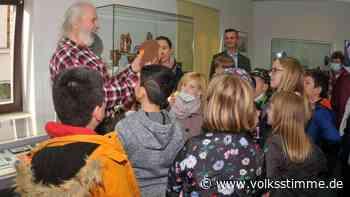 Igelinvasion im Stadtmuseum in Oschersleben - Volksstimme