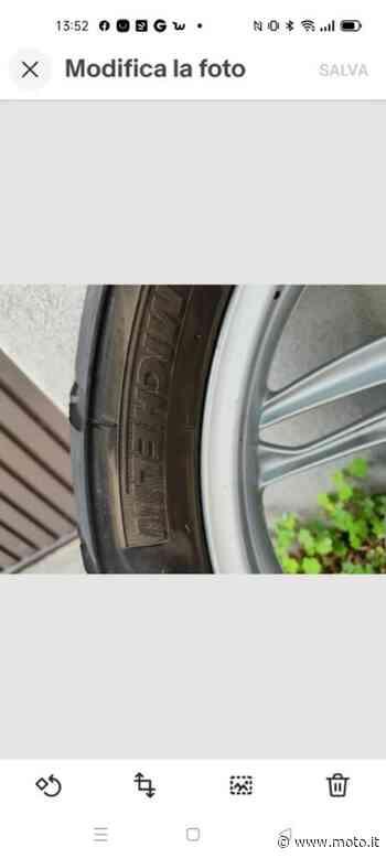 Vendo cerchi in lega con gomme BMW GS 1200 BMW a Omegna (codice 8522185) - Moto.it