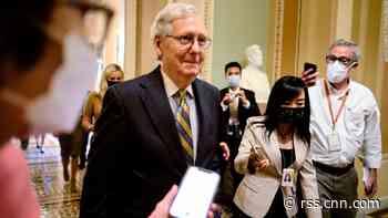 Senate Republicans block Democrats' voting and elections bill