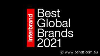 Interbrand Announces The Best Global Brands Of 2021 With Apple Taking Out Top Spot (Surprise, Surprise)