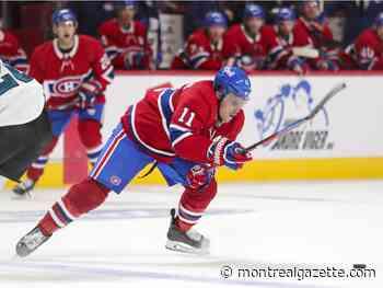 Stu Cowan: Perfect storm brewing as Canadiens host Hurricanes