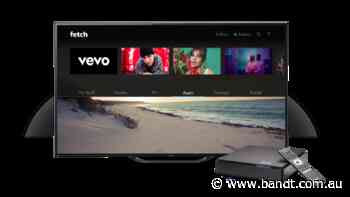 Vevo Launches New App On Fetch TV