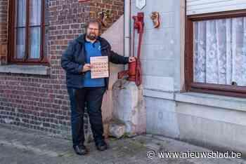 Herdruk cafébrochure Ten Mandere op komst (Izegem) - Het Nieuwsblad
