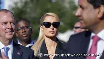 Paris Hilton kämpft für Rechte von Kindern