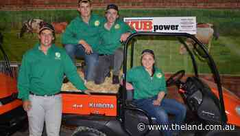 Young farmers to face off in national event online