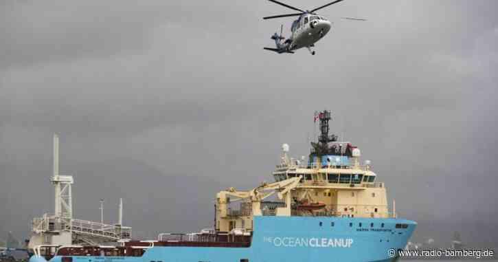 29 Tonnen Plastikmüll im Pazifik eingesammelt