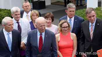Sinema's opposition to raising the corporate tax rate complicates paying for Biden's agenda