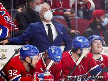 Canadiens Notebook: Getting off to an 0-4 start shouldn't be shocking