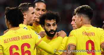 Liverpool create Premier League first as Jurgen Klopp change becomes clear