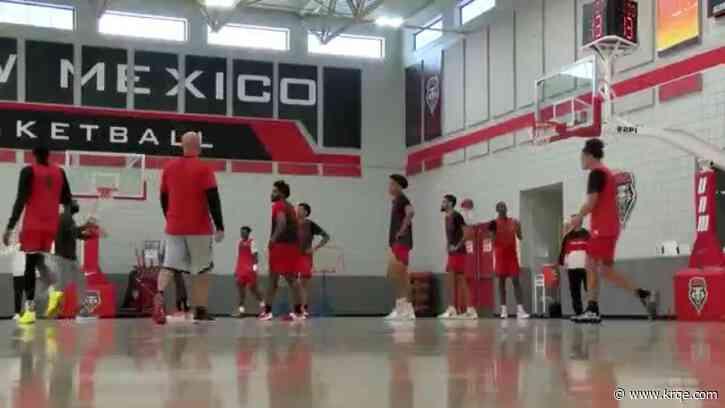 Sports Desk: UNM men's basketball picked 8th in MW Preseason Poll
