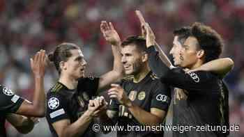 Funksignale zum Erfolg - Bayern feiern Torfest ohne Trainer