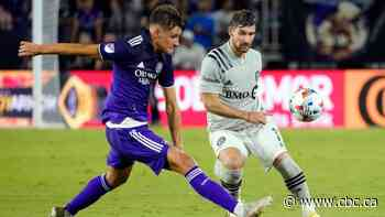Camacho's equalizer lifts CF Montreal to playoff spot with draw against Orlando City