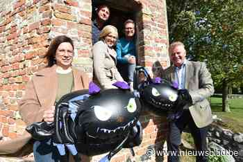 Best Pittig organiseert eerste Halloweentocht