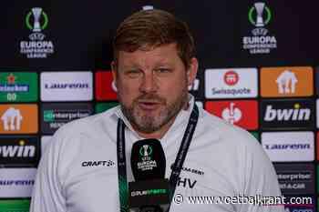 """Aan AA Gent zal het niet liggen volgens Vanhaezebrouck: """"Wij hebben onze bijdrage geleverd"""""""