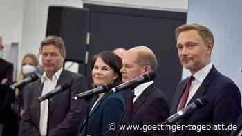 Koalitionsverhandlungen beginnen: Das sind die Knackpunkte der Ampel
