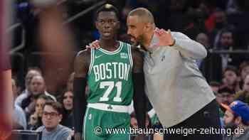 Deutsche NBA-Profis mit Niederlagen zum Saisonstart