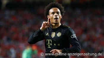 FC Bayern feiert triumphale Rückkehr nach Lissabon: Sanés Zauber-Moment bricht den Bann