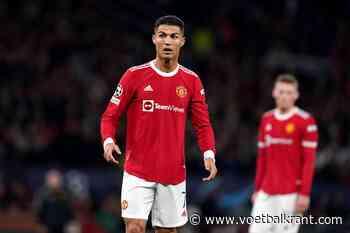 🎥 Cristiano Ronaldo schrikt van veldbestormer