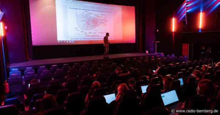 Kino statt Hörsaal am Kulmbacher Campus
