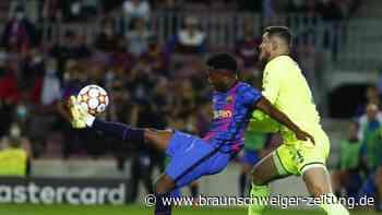 Barça verlängert mit Fati - Klausel über eine Milliarde Euro