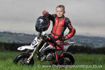 Bradford boy races in memory of man killed in crash