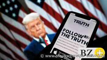 """Trump startet soziales Netzwerk – es heißt """"Truth Social"""""""